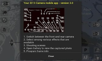 Screenshot of Your Camera