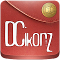 App DCikonZ ADW Apex Nova Go Theme APK for Kindle