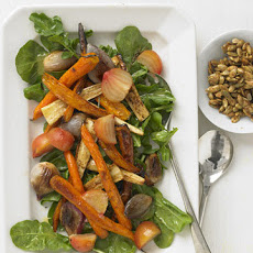 Roasted Autumn Harvest Salad