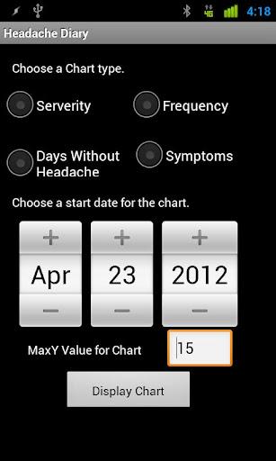 【免費醫療App】HeadacheDiary-APP點子