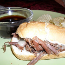 French Dip for Sandwiches