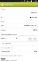 Screenshot of carpooling.pl