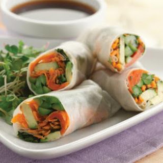 Salmon Asparagus Rolls Recipes