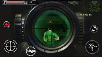 Screenshot of Death Shooter 2:Zombie killer