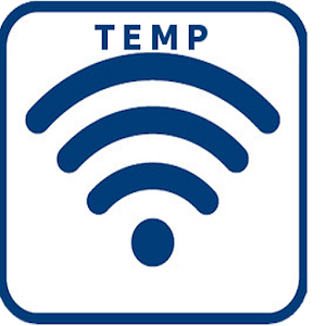 Temporary Wifi Widget for PC