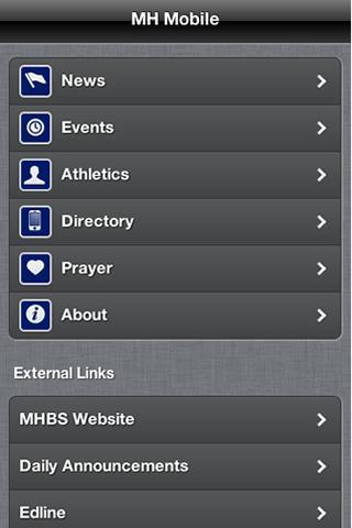 【免費通訊App】MH Mobile-APP點子
