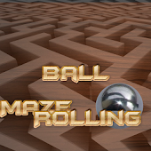 APK Game Maze rolling ball for iOS
