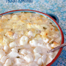 Potatoes Romanoff