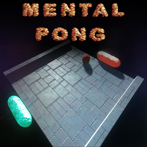 Mental Pong (Rotating Pong)