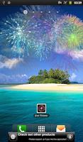 Screenshot of Live Fireworks