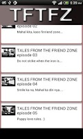 Screenshot of Tales from the Friend Zone