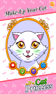 Princess Cat - My Virtual Pet - screenshot
