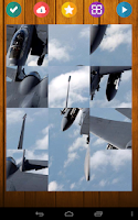 Screenshot of Airplanes Game Puzzle
