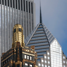 by Charles Newton - Buildings & Architecture Office Buildings & Hotels ( buildings, cityscape, chicago, Urban, City, Lifestyle )