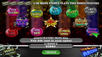 Screenshot of Slots Arcade PREMIUM