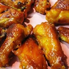 Chicken Wings.... Hot Cafe Style