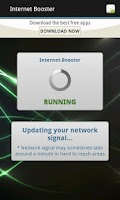 Screenshot of Internet Booster