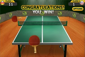 Screenshot of World Ping Pong Free