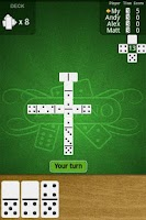 Screenshot of Dominoes Deluxe