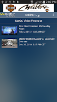 Screenshot of QCWeather by KWQC