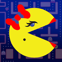 Ms PACMAN by Namco pour PC (Windows / Mac)