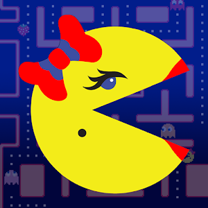 Ms. PAC-MAN by Namco PC Download / Windows 7.8.10 / MAC