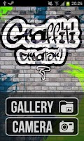 Screenshot of Graffiti creator!