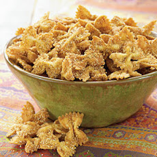 Creole Fried Bow-Ties