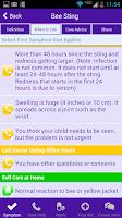 Screenshot of Pediatric SymptomMD