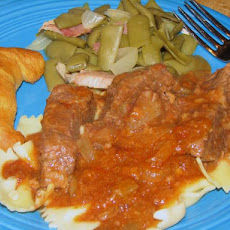 Swiss Steak (Crock Pot)