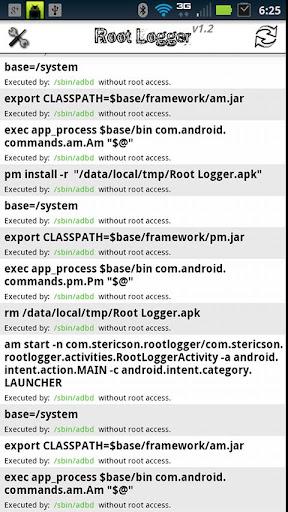 Root Logger Pro