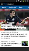 Screenshot of Inter News Club