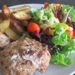 Pork Apple Burgers Recipes