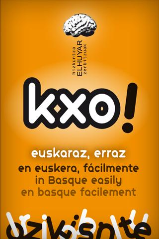 kxo Learn Basque