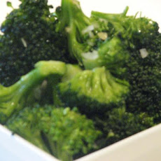 Marinated Broccoli Appetizer