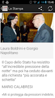 Screenshot of Politica Facile