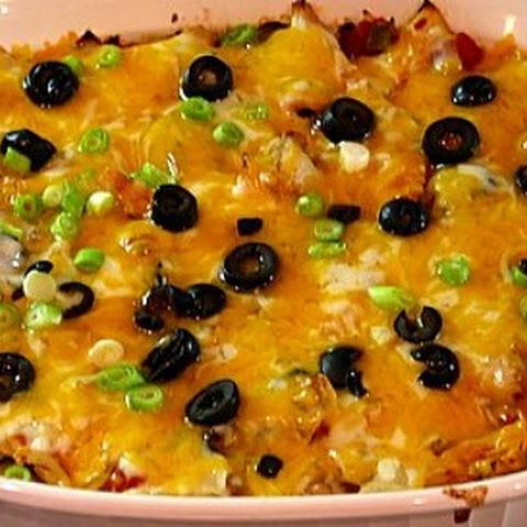 10 Best Green Chili Egg Casserole Tortilla | Green Bean Casserole ...