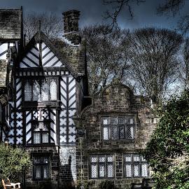 Turton Tower by Paul Ruane - Buildings & Architecture Public & Historical ( history, 1420, stuart, tudor, tower, lancashire, historical )
