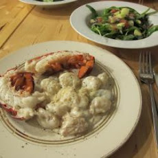 Lobster Tails With Gnocchi