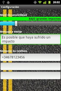 Ayuda ante impactos (DEMO) - screenshot