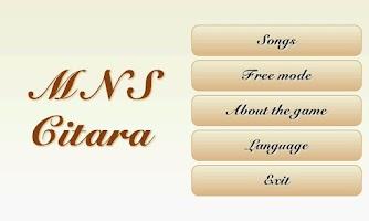 Screenshot of MNS Citara