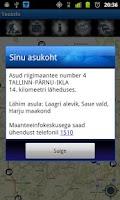 Screenshot of Teeinfo