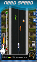 Screenshot of FBICar - Road Fighter