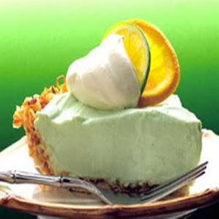 Tropical Lime Pie