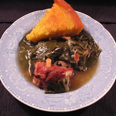 Louisiana Collard Greens