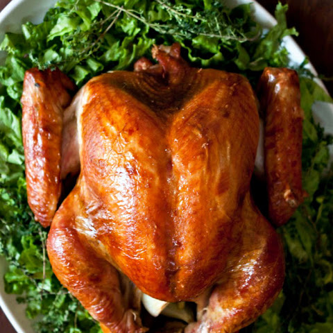 Beer Brined Turkey