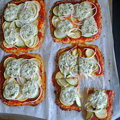 Cauliflower Crust