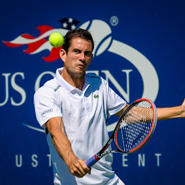 US Open 2014 by David Freese - Sports & Fitness Tennis ( tennis, us open )