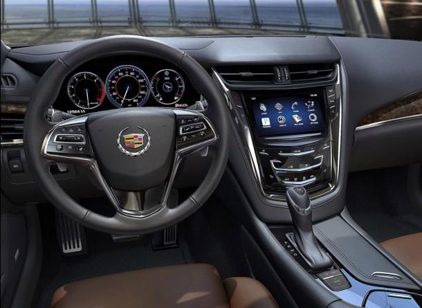 Cadillac CTS Interior 2014