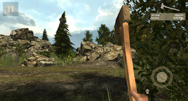 Screenshot of Survival in Forest